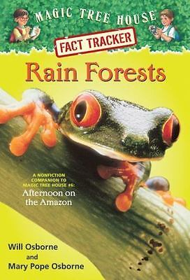 Rain Forests (Magic Tree House Research Guide) by Osborne, Mary Pope