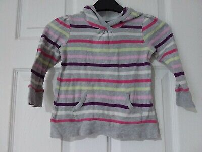 Next Girl's Hoodie Top Aged 4 Yrs