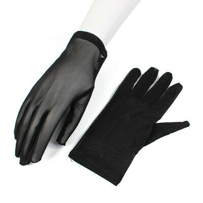 Summer Sunscreen Gloves for Women Lace Gloves Sexy  Wrist Glove Driving Gloves