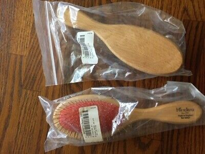 Hindes PIN BRUSHES (No longer available) Set of 2