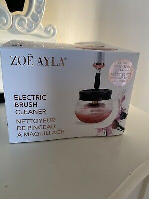 Zoe Ayla Electric Makeup Brush Cleaner