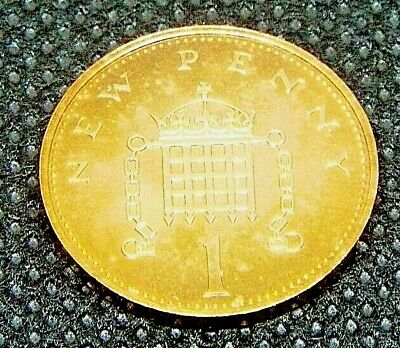 1977 PROOF UK coin 2p Two Penny  From Original Royal Mint set
