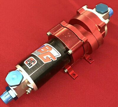 Barry Grant Mighty Sumo Fuel Pump Drag Race Electric -10 An Fitting