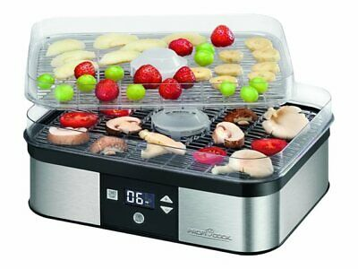 Clatronic ProfiCook PC-DR 1116 Food dehydrator 350 W stainless steel/blac 501116