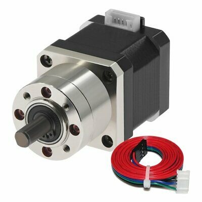 4-lead Nema17 Stepper Motor 42 Motor Extruder Gear Stepper Planetary Gearbox CR