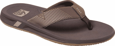 Men's Reef Phantom II Flip Flop Brown Synthetic