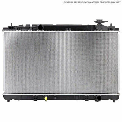 For Ford Ranger & Mazda B2500 1998 1999 2000 2001 New Radiator