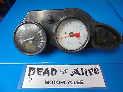 Suzuki Sv 650  (2002)    Clocks / Speedo