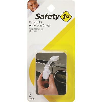 Safety 1st Custom Fit All Purpose Strap (2-Pack) HS033  - 1 Each