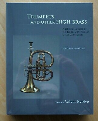 Sabine Klaus -Trumpets and other High Brass - Volume 3