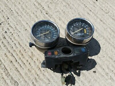 Kawasaki ZR550 Zephyr Clocks.