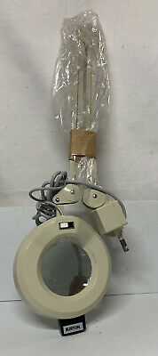 Burton Magnifier With Light And Articulating Arm. Very Nice Condition.