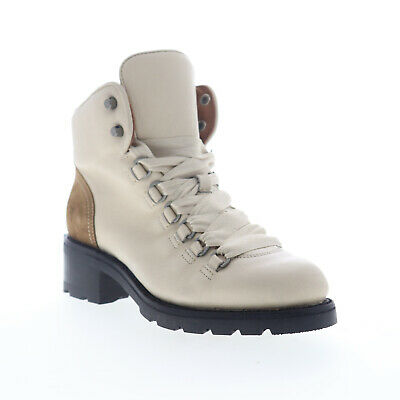 Frye Alta Hiker 70422 Womens Brown Leather Lace Up Hiking Boots Shoes