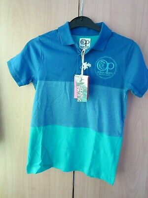 Boy Polo 9-10 years Ocean pacific NEW