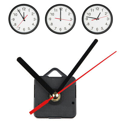 Short Hands Quartz Wall Clock Movement Mechanism Parts DIY Repair Tool Kit