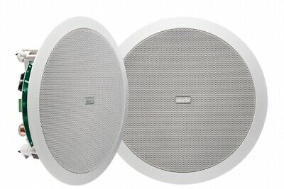 Indiana line Rd 260 Pair Speakers In-Wall/Inceiling New Italian Warranty
