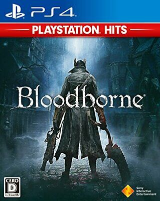[PS4] Bloodborne PlayStation Hits