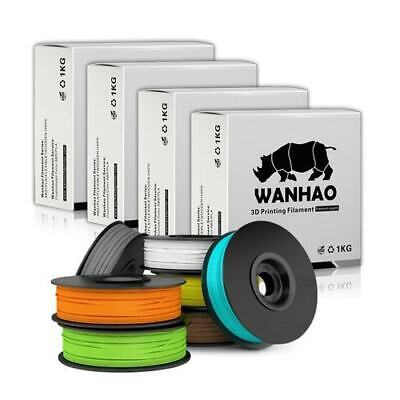 Wanhao ABS 3d printer Filament 1.75mm and 3.0mm (Rebranded XYZ)