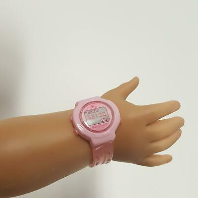 American Girl Doll Pink Watch Truly Me (A08-11)