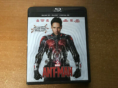 Ant-Man & Ant-Man  and the Wasp Blu-ray
