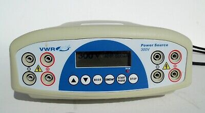 VWR Powersource 300 electrophoresis power supply