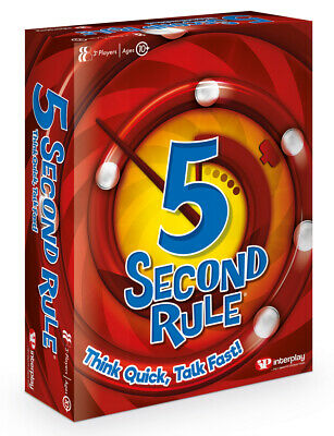 5 Second Rule Game NEW Version 2020
