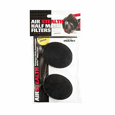 TREND STEALTH/3 Replacement Filters - P3 (R) NUISANCE FILTER 99.99% filtration
