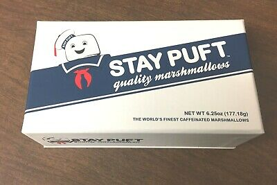 Stay Puft Marshmallows Box Ghostbusters Collectible