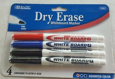 Brand New Dry Erase Whiteboard Markers WFH Homeschool Free Fast Shipping!