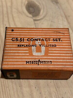 Villiers Contact Set - CS51 Commercial Ignition