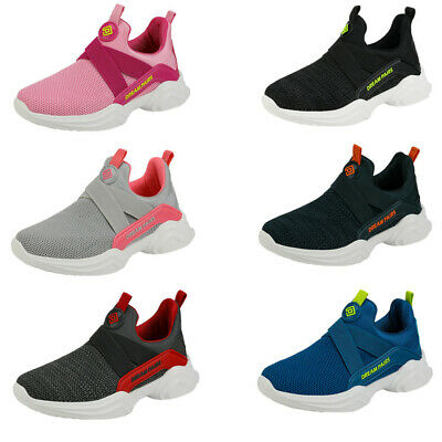 DREAM PAIRS Kids Boys Girls Sports Sneaker Outdoor Indoor Sports Running Shoes