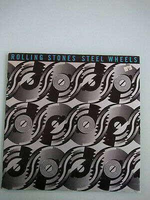 Rolling Stones* ‎– Steel Wheels