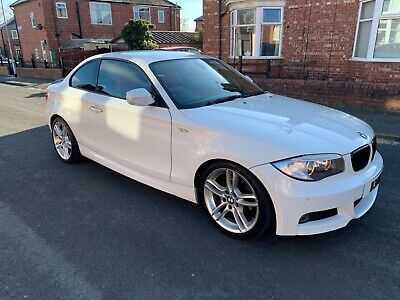 2011 BMW 1 Series 118d E82 LCI Msport Coupe Great Condition FSH leather cruise