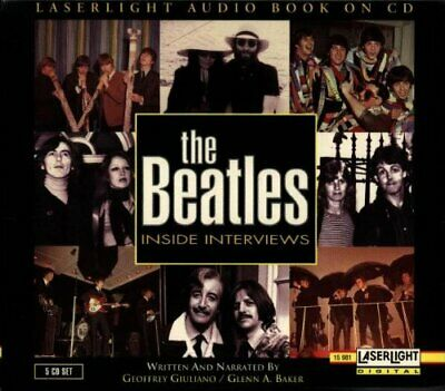 The Beatles : Inside Interviews CD Value Guaranteed from eBay's biggest seller!
