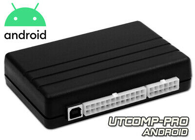 DATA LOGGER for AFR, EGT, BOOST, OIL PRESSURE, TEMP etc. [UTCOMP-PRO Android]