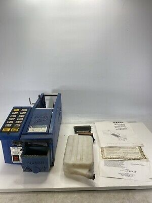 Marsh Electra Electric Gummed Taper Water Activated Tape Dispenser Tested