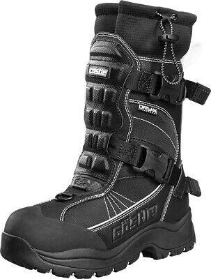 Castle X Barrier 2 Womens Snowmobile Boots White 9 USA