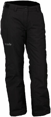 Castle X Bliss Womens Snowmobile Pants Black MD