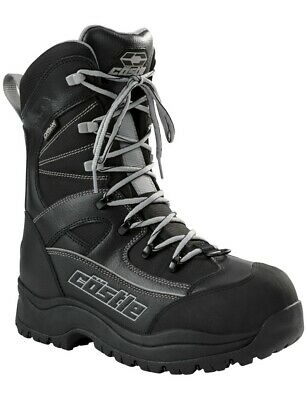 Castle X Force 2 Mens Snowmobile Boots Gray 12 USA