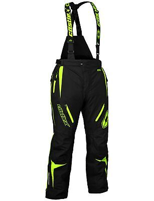 Castle X Fuel G7 Mens Snow Bibs Hi-Vis XXL