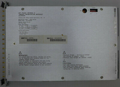 HP Z2489A Timing Generator Module