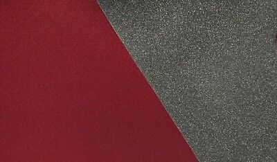 "Auto One Automotive Upholstery Headliner Fabric 3/16"" Foam Backing 60""W 12 Color"