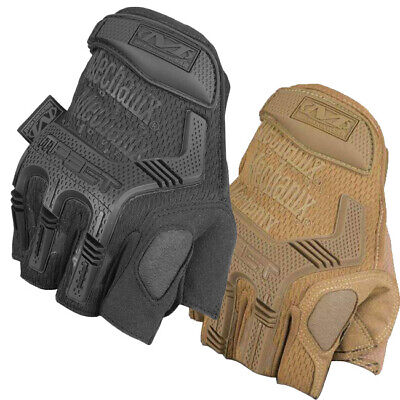 Mechanix Fingerless Touch Gloves M Pact Army Military Shooting Cold Weather