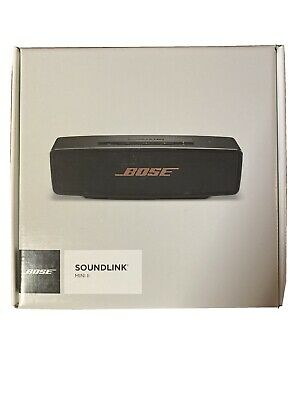 Bose SoundLink Mini II Bluetooth Speaker, Copper Black - Ship Worldwide
