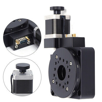 Electric Rotating Platform Motorized Rotary Table Rotation Stage High-precision