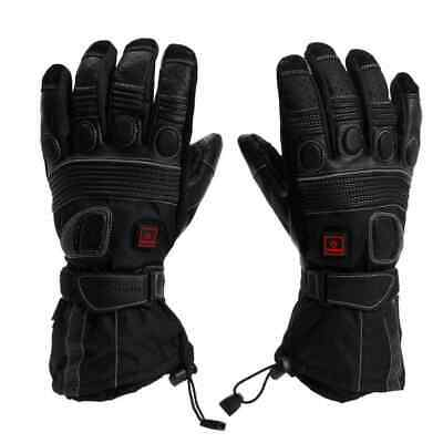 Venture 12V Heated Grand Touring Cold Weather Protection Snowmobile Gloves