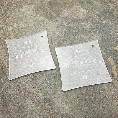 Finger Board Radius Drawings by LCT