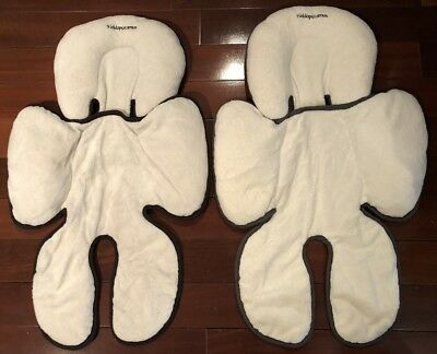 Baby Infant Newborn Head And Neck Support For Safety Car Seat & Strollers GRAY