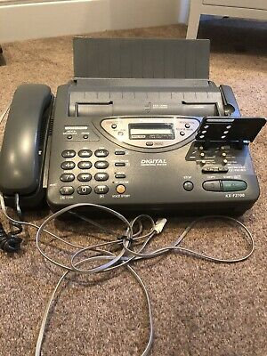 Panasonic KX-F2700E Telephone Answering with Fax / Copy.used Excellent Condition