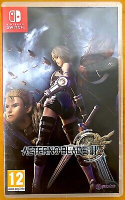 Aeterno Blade II - Nintendo Switch - Very Good Condition